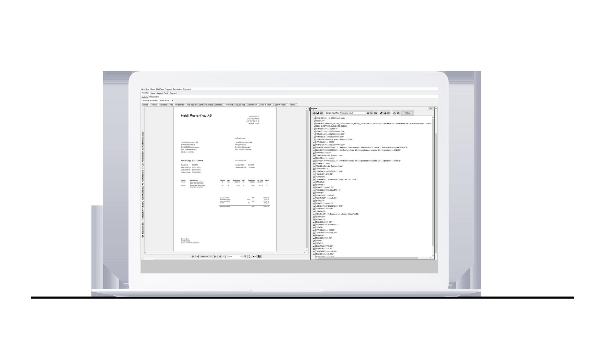 e-rechnung by PENTAG Informatik AG